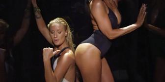 Jennifer Lopez e Iggy Azalea en sensual guerra de traseros
