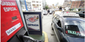 Evo acoge con beneplácito una propuesta para eliminar subvención a carburantes
