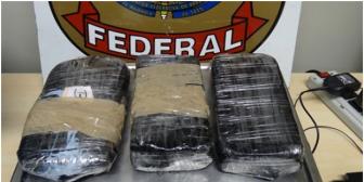 """Capturan a dos bolivianos acusados de """"narcos"""" en Brasil"""