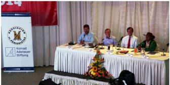 Resaltan posición de Tuto en debate de la APLP y critican ausencia de Evo