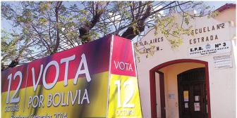 Tribunal Electoral de Bolivia tropieza con fallas informáticas en Buenos Aires