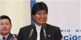 Presidente revela que tres países pidieron préstamos a Bolivia