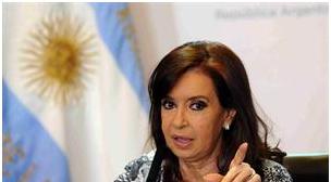 Pelea con los fondos buitre: Cristina se pronuncia sobre decisión de declarar a la Argentina en desacato