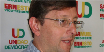 Ortiz invita a otras fuerzas políticas a unirse a UD