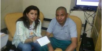 Preso político: MSM denuncia que Mario Orellana fue vejado y rapado en la cárcel