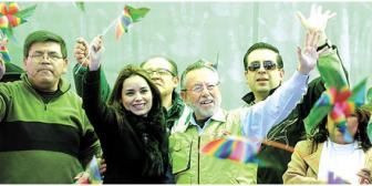 500 militantes del MSM se pasan al MAS, dicen sentirse 'defraudados' por Juan del Granado
