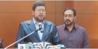 Caso audio: ex abogado de Grock presenta querella contra Doria Medina y Navarro