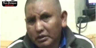 Orellana: Gobernador Novillo impulsa proceso de mi detención