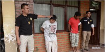 Doble asesinato consterna a Quillacollo, Cochabamba