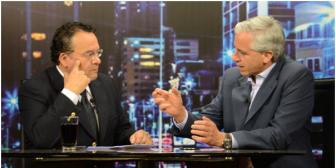 """García Linera llama """"fracasados intelectuales"""" a candidatos de la oposición"""