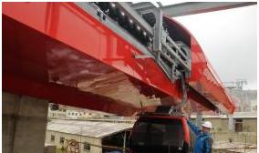 Línea Roja del Teleférico sufre un tercer percance mientras se inaugura con pompa la Línea Amarilla