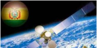ABE recauda $us 5 millones de dólares por servicios del satélite Túpac Katari