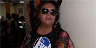 Yañiquez del MAS no vive ni vota en el lugar donde candidatea