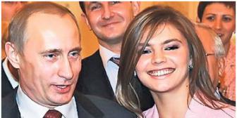 """La """"amante"""" de Putin dirigirá un imperio mediático oficialista"""