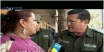 Alberto Suárez dejará el Comando policial de Cochabamba