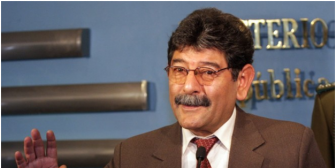 Suspenden por séptima vez la audiencia cautelar contra exviceministro Farfán