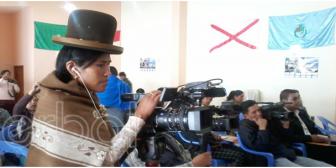 "Denuncian que Bolivia organizará ""cumbre paralela"""