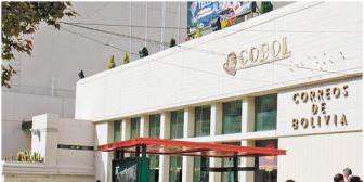 Quiebra. Estatal Correos de Bolivia traspasa bienes al Ministerio de Economía