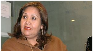 TSE admite denuncia contra Yañíquez, candidata del MAS
