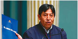 MAS ve 'imposible' hallar al sucesor de Evo; algunos miran a Choquehuanca