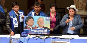 TSE: Ministra Morales puede ser destituida por hacer campaña en horario de trabajo