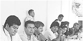 Federación de la Prensa de Santa Cruz estira la mano a Evo, antes lo hizo Oruro
