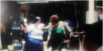 Fotografías muestran que jueza participó en fiestas de cárceles de Cochabamba