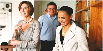 Con Marina Silva, Brasil dará un giro al centro en su modelo de desarrollo