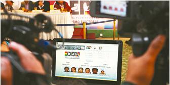 Advierten riesgo en comicios por crisis informática en TSE