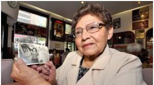 Margarita, la mesera que le sirvió café al Che Guevara