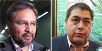 """Viceministro acusa a diputado Moya de ser """"contrabandista"""""""