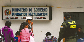 Candidato argentino va a militarizar la frontera con Bolivia