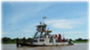Embarcación de la Armada boliviana naufraga y deja dos desaparecidos