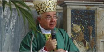 El Papa ordena arresto de exnuncio apostólico en Bolivia