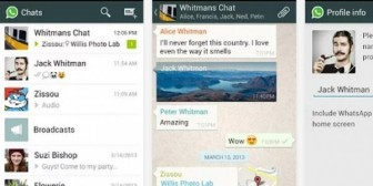 Whatsapp para iPhone y android reciben actualizaciones importantes