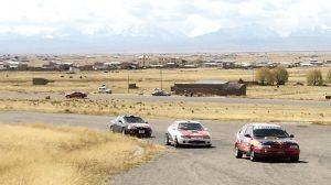 Sergio Kosky se impone en el autódromo de Pucarani