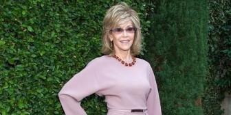 Jane Fonda reconoce que su madre se suicidó tras sufrir abusos sexuales