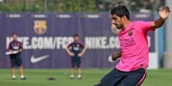 Barcelona: Luis Suárez jugará amistoso