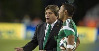 Miguel Herrera dirigirá a México en Copa Oro y Copa América 2015