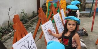 El centro cultural Patiño cierra el mes de Santa Cruz, con actividades lúdicas para los niños