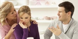 ¿Qué hacer cuando no te llevas bien con la familia de tu pareja?