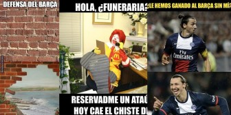 PSG vs. Barcelona: Memes por derrota azulgrana en Champions