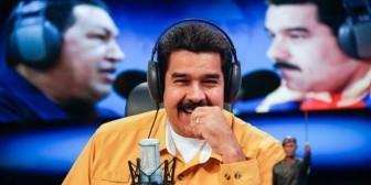 Maduro dice que hay una guerra biológica contra Venezuela