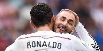 Real Madrid aplastó a Elche con cuatro goles de Cristiano Ronaldo