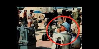 De película: Doce escenas memorables detrás de cámaras
