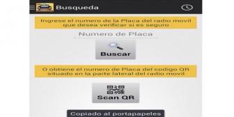 Taxistas crean aplicación que permite medir la tarifa del recorrido
