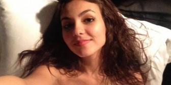 Se filtran supuestas fotos de Victoria Justice desnuda