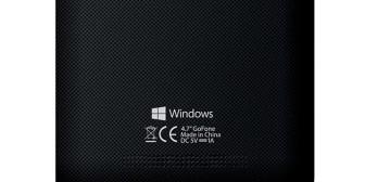 """Este teléfono demostraría que el logo 'Windows Phone"""" es ya historia"""