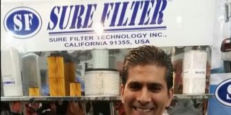 Fexpocruz: CTF representante oficial de Sure Filter, presente en la muestra ferial