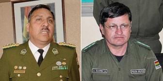 "Cochabamba: ""Castigan"" a coronel que conminó cambio de ex comandante Suárez"